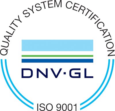 DNV-GL Quality System Certification