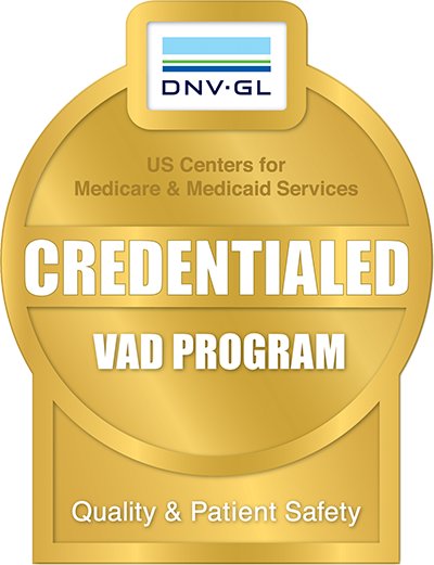 DNV-GL VAD Program Credential