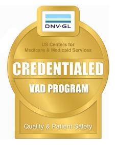 DNV-GL VAD Program Credential